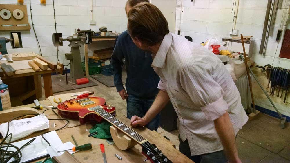 manchester guitar  u0026 bass building academy