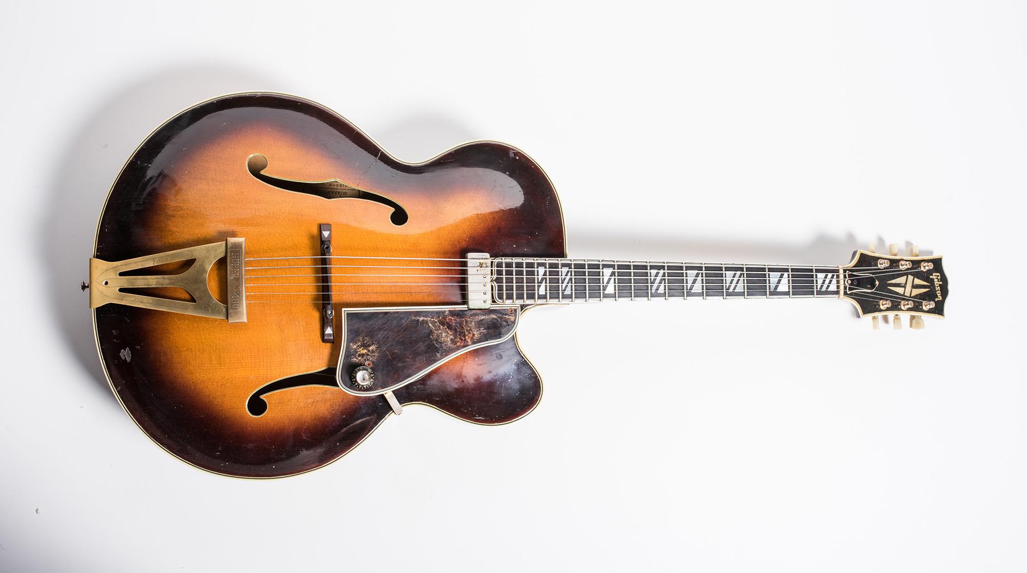 Gibson-Super-400